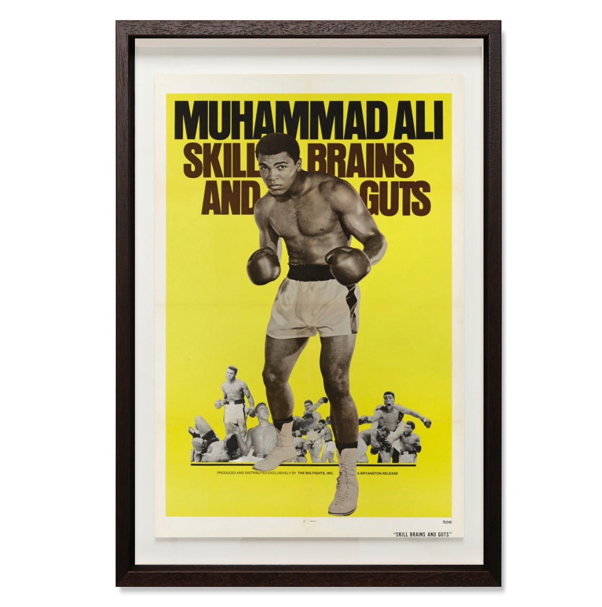 Muhammad Ali - Skill, Brains and Guts