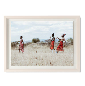 The Cool Maasai