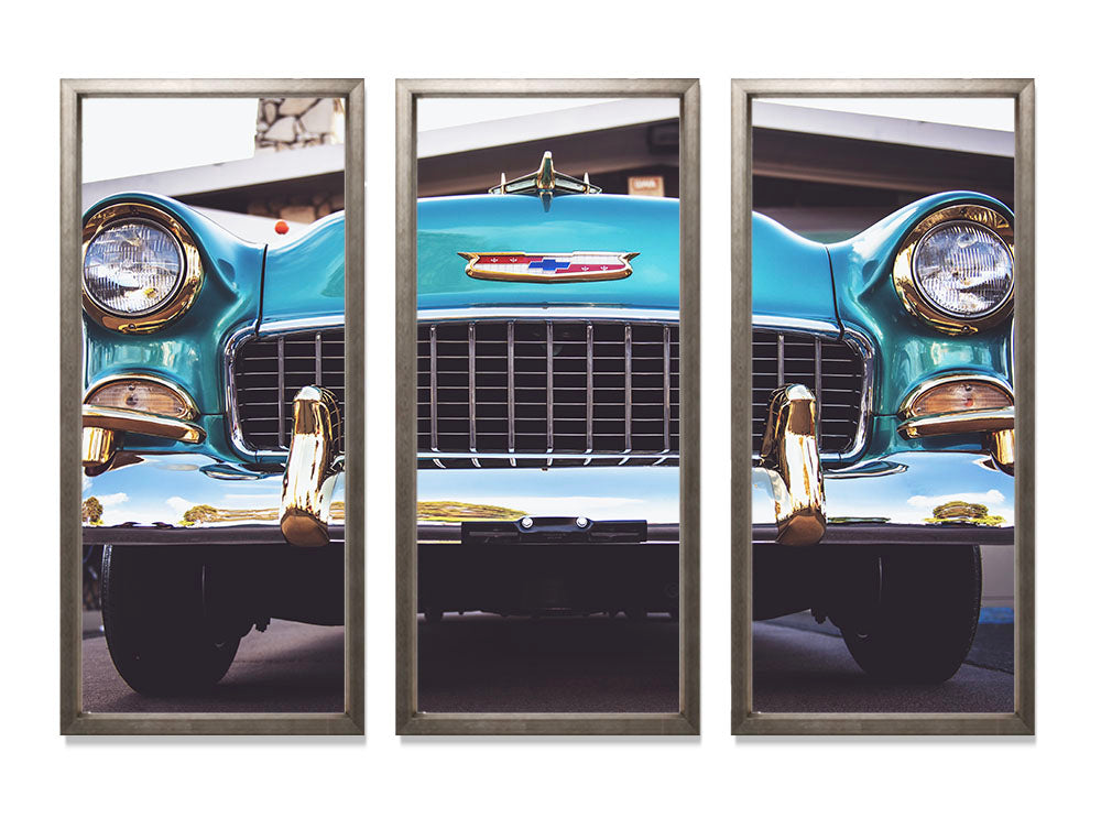 Grilled - Triptych