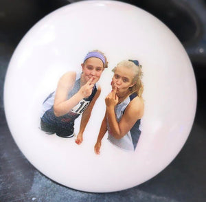 custom field hockey ball