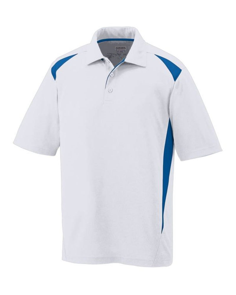 Augusta Polo Shirt W/ Embroidery