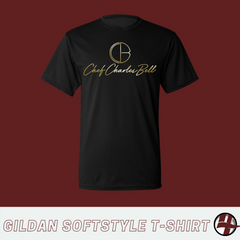 Gildan Softstyle - Tee Chef Charles Bell