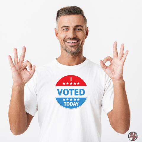 I Voted T-Shirt