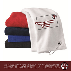 Custom Golf Towel