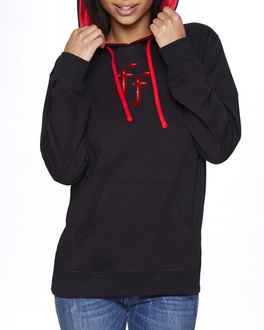 FIIT Factory Black Hoody