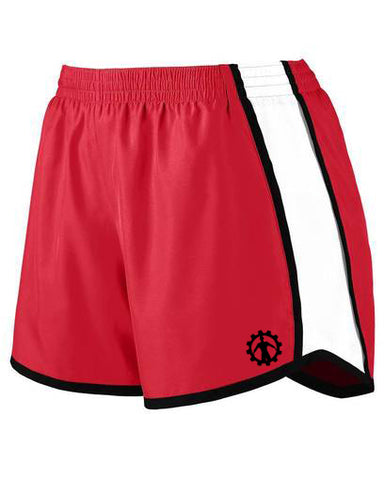 FIIT Factory Red Shorts