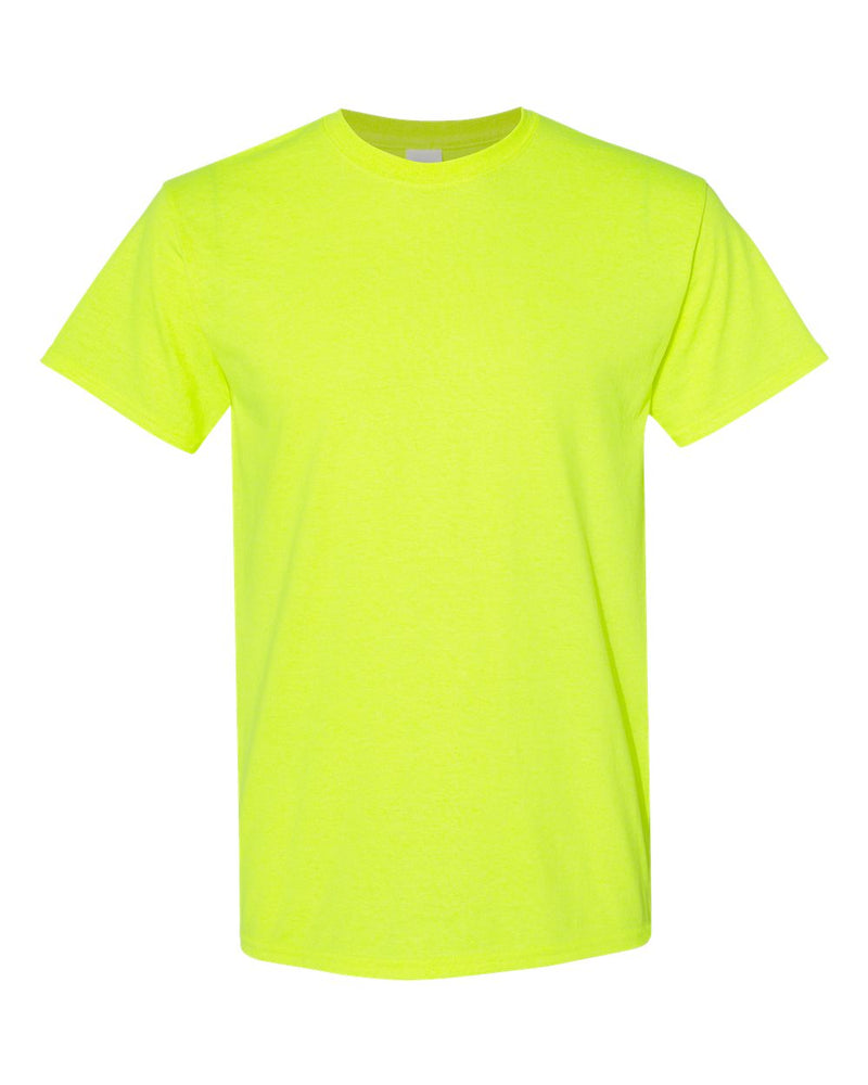 100 x GILDAN T- SHIRT W/ ONE COLOR PRINT $7.50 PER SHIRT