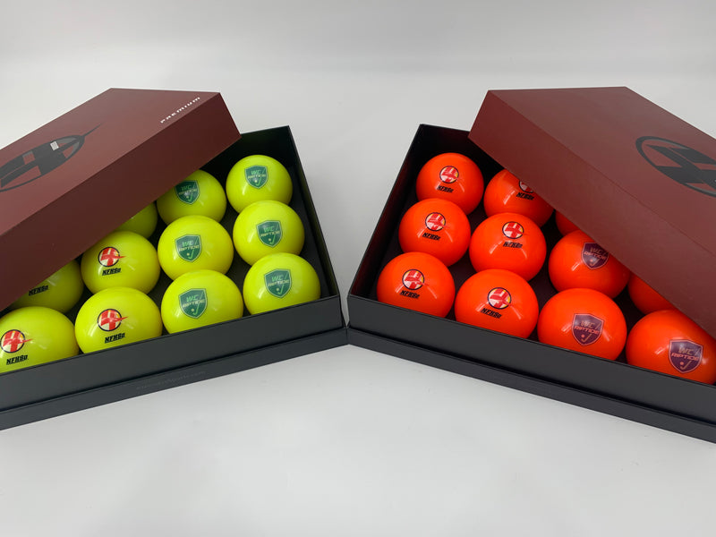 4Winners Custom NFHS Certified Field Hockey Balls 12pk