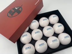 4Winners Outdoor Smooth Field Hockey Balls Custom 12pk