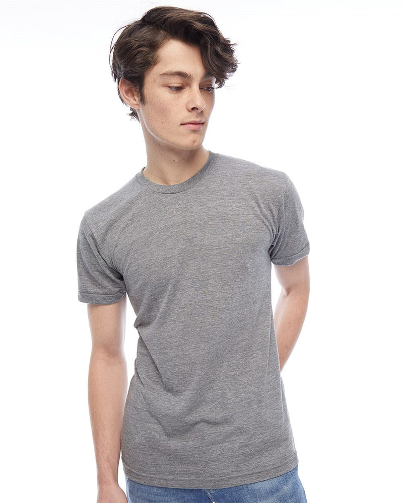 American Apparel - Triblend Track Tee - TR401W