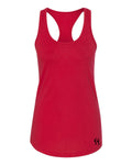 FIIT Factory Tank Top Red (FF Logo)