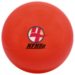 orange NFHS Certified Field Hockey Ball