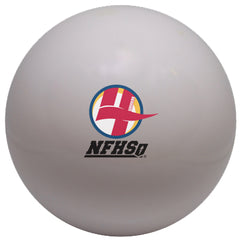 White NFHS Certified Field Hockey Balls 12 Pack