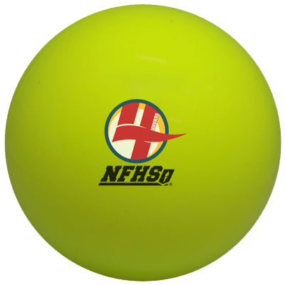 Yellow NFHS Certified Field Hockey Balls 12 Pack