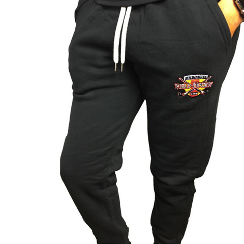 MKE FHC Sweatpants from the gym to the field. Comfortable fitting and versatility.