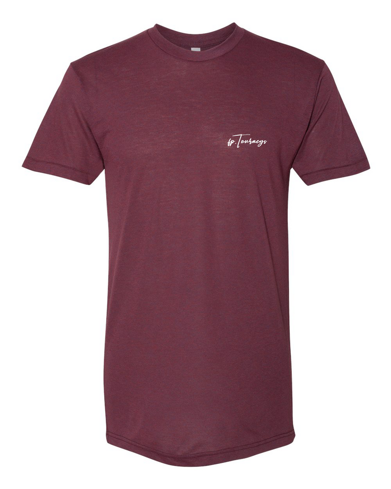 FP Tourneys Signature Unisex tee