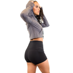 womens exercise shorts