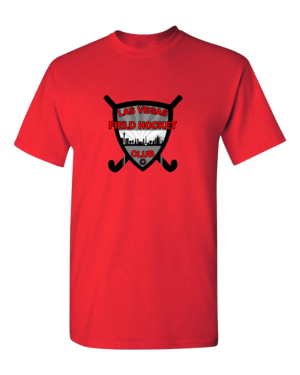 Las Vegas Field Hockey Adult Shirt (Crest)
