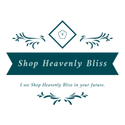 Shop Heavenly Bliss Check-out Payment Page