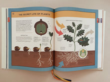 Load image into Gallery viewer, Curiositree: Natural World: A Visual Compendium of Wonders from Nature - Hardcover