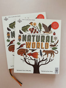 Curiositree: Natural World: A Visual Compendium of Wonders from Nature - Hardcover