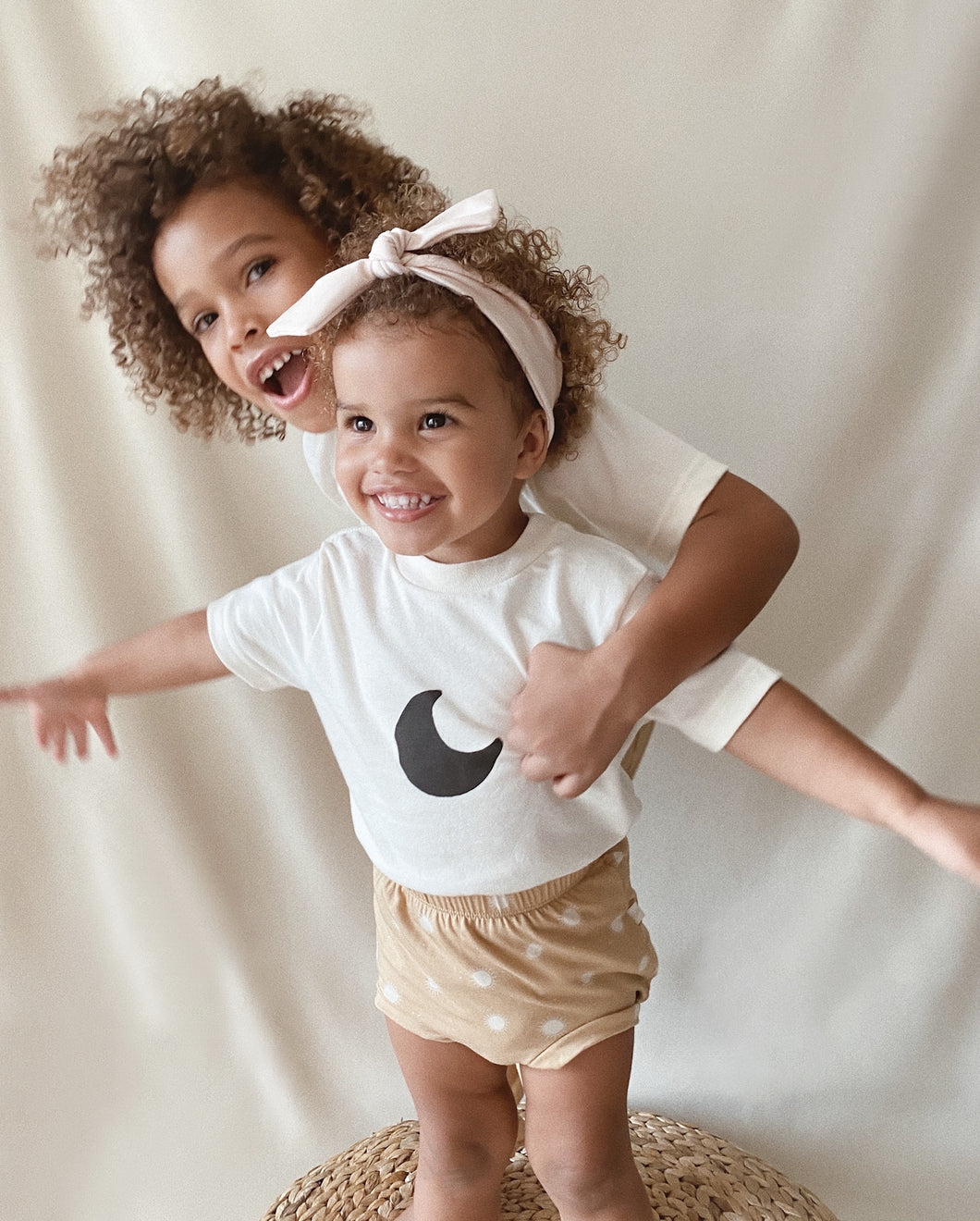 MOON | Kids Organic Cotton Tee
