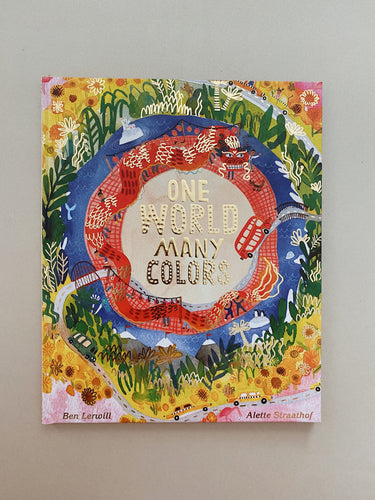 One World, Many Colors Hardcover