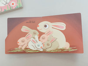 Rabbit (Tales from nature) Board book - Lift the flap