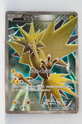 XY 20th Starter Pack 020/072	Zapdos Holo