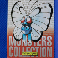 1996 Bandai Red 012 Butterfree