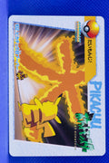 Bandai 1998 Anime Series 102 Magmar Vs Pikachu