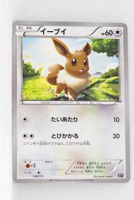 The Best of XY 100/171 Eevee