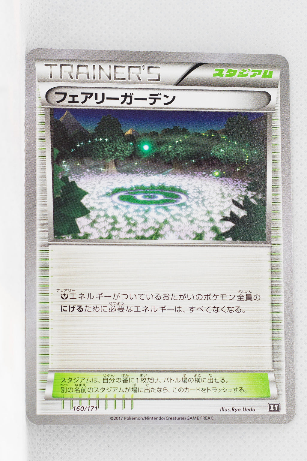The Best of XY 160/171 Fairy Garden