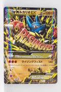 The Best of XY 063/171 Mega Lucario EX Holo