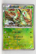 198/BW-P Serperior Spiral Force • Thunder Knuckle Campaign Pack Holo