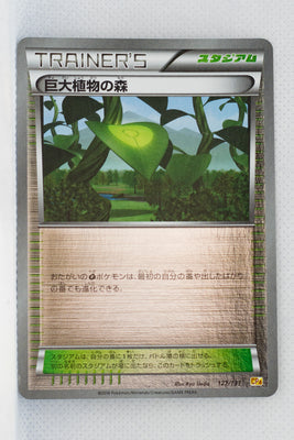 CP4 Premium Champion Pack 127/131	Forest of Giant Plants Reverse Holo