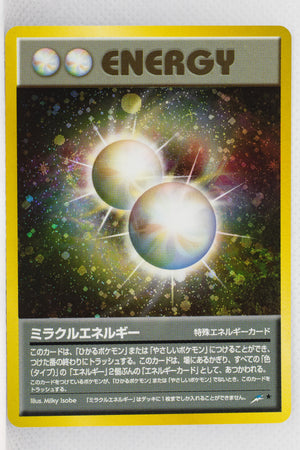 Neo 4 Miracle Energy Holo