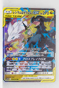 SM11b Dream League 036/049 Reshiram & Zekrom Tag Team GX Holo