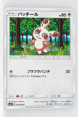 SM1 Collection Sun 045/060 Spinda