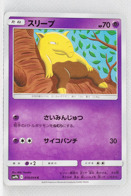 SM9b Full Metal Wall 019/054 Drowzee