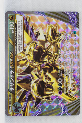 XY11 Cruel Traitor 043/054 Hydreigon BREAK Holo 1st Edition
