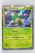 XY1 Collection X 010/060 1st Edition Gogoat Holo