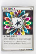 XY1 Collection X 060/060 Rainbow Energy 1st Edition
