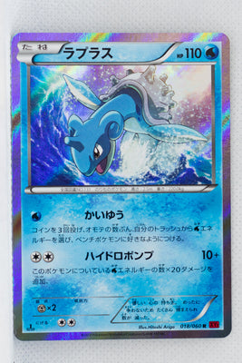 XY1 Collection Y 018/060	Lapras 1st Edition Holo