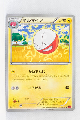 XY1 Collection Y 022/060 Electrode 1st Edition
