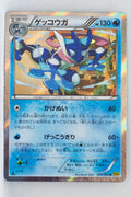 XY9 Rage of Broken Heavens 029/080 Greninja 1st Edition Holo