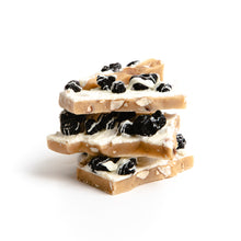 Load image into Gallery viewer, Blueberries & Cream Almond Toffee