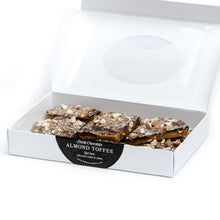 Load image into Gallery viewer, Dark Chocolate Almond Toffee