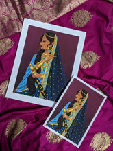 Load image into Gallery viewer, Fine Art Print: Rajkumari Zelda