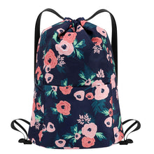 Load image into Gallery viewer, Mochila de flores